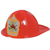 Wholesale fire chief children toy plastic hat, junior fire hat Junior Badges and Hats DELUXE Fire Hats Junior Fire Chief Firefight from china suppliers