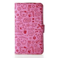 Wholesale Unique Leather Mobile Phone Pouches , PU Leather Case For Samsung S3 from china suppliers