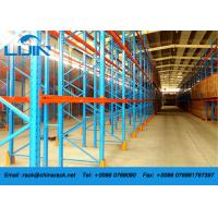 Wholesale Q235B Steel Heavy Duty Warehouse Racks , AS4084 Certified Steel Rack Shelving from china suppliers