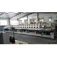 Wholesale 20 Head Used SWF Embroidery Machine Second Hand Embroidery Machines from china suppliers
