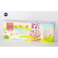Wholesale 70g Plat Home Bathroom Hand Towel , Straw 3 Layers Eco-Friendly from china suppliers