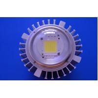 Quality Miner lighting Led Glass Lens Heat Sink Power Led Lens 90 Degree Beam Angle for sale