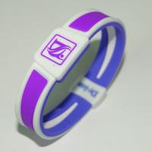 China Silicone Balance Bracelet Negative Ion Bracelet For Promotional Gifts on sale