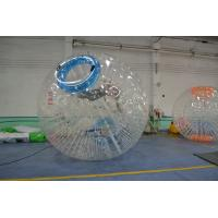 Wholesale Dia 2.6m Human Hamster Inflatable Zorb Ball For Beach / Grass/ Hill from china suppliers