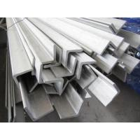 Wholesale Construction Structural Hot Rolled Hot Dipped Galvanized Angle Iron / Equal Angle Steel from china suppliers