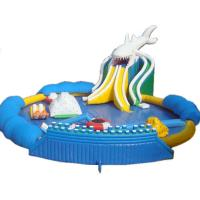 Wholesale outdoor inflatable water park games from china suppliers