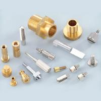 Wholesale CNC Metal Precision Machining Parts Hardware Parts For Industrial from china suppliers
