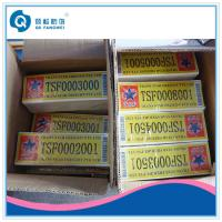 Wholesale Custom Barcode Non-transfer Security Tamper Proof Labels For Shipping from china suppliers