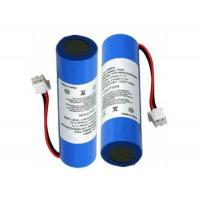 Wholesale 2600mAh 3 7v Li Ion Battery 18650 1S1P For Lighting / Solar Power , 1 Year Warranty from china suppliers