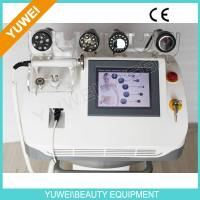 Wholesale 40KHz cavitation rf vacuum multifunctional beauty machine for weight loss from china suppliers