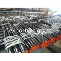Wholesale Din 1629 ST52 / Q345 Hot Rolled Pipe Thin Wall Steel Tubing Non - Alloy from china suppliers