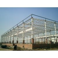 Wholesale Movable Prefabricated Industrial Steel Structures Fire Resistence Painted Single Layer Floors from china suppliers