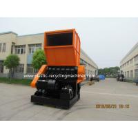 Waste PP/ PE Film Recycling Plastic Crusher with 9 CrSi SKD-11 D2 Blade material