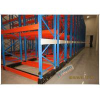 Wholesale Rail Guided Mobile Storage Racks Warehouse Racking Shelves For Optimizing Space from china suppliers
