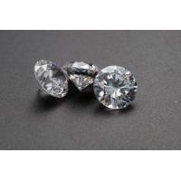 Wholesale Loose Diamond Moissanite 5ct 11mm DEF super White Color Round Brilliant Cut VVS1 from china suppliers