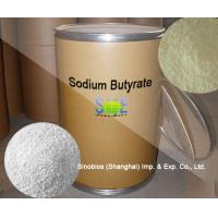 Wholesale Granulated Sodium Butyrate Supplement Assay 90% Feed Additives For Poultry STE-SOBU90G from china suppliers