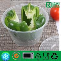 Buy cheap Microwave Clear Plastic Takeaway Food Containers for Hot Food 500ml from wholesalers