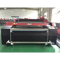 Wholesale Heavy Duty Dye Sublimation Fabric Printer With Fan Drying System from china suppliers