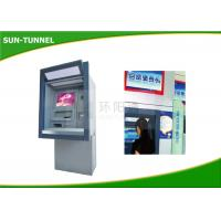 "Wholesale Multifunction Bill Payment Kiosk , Currency Exchange / Cash Dispenser ATM 19"" Multimedia Speakers from china suppliers"