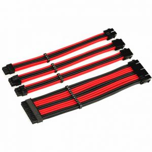 Wholesale 12V 18AWG 8 Pin GPU Power Supply Cable Extension Kit from china suppliers