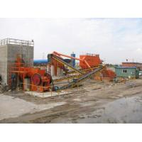 Wholesale Complete Crushing Plant Centrally Electric Controlling 40 - 60TPH Jaw Impact Crushing Plant from china suppliers