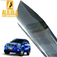 Buy cheap UV 99% reduction plastic self-adhesive sun protection sputtering film in 1.52*30m from wholesalers