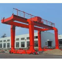 Wholesale DCS37t -15m - 09m Box Girder Gantry Crane with Trolley for single double girder format from china suppliers