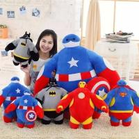 Wholesale 20cm Lovely Big Hero 6  and Avengers Stuffed Plush Toys For Kids from china suppliers