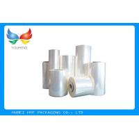 Wholesale 78% Clear BOPETG Thermal Heat Activated Shrink Film For Shrink Sleeve Applications from china suppliers