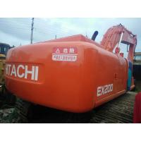 Buy cheap High quality Hitachi used EX200 cralwer used machine for sale from wholesalers