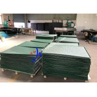 Wholesale FLC 2000 Sand Vibrating Screen Panel For Circular Motion Vibrating Screen from china suppliers