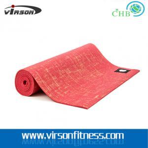 Wholesale Virson Custom lable logo jute yoga mat/jute yoga matt from china suppliers