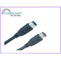 Wholesale IEEE 1394 Firewire cables Fire Wire peer-to-peer connections 6 pin Male to 6 pin Male from china suppliers
