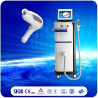 Wholesale Safe And Fast Treatment 808nm Diode Laser Hair Removal Machine For All Types Skin from china suppliers
