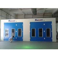 Wholesale Combined Inner Ramp Commercial Paint Booth Coating Full Grilles Energy Saving from china suppliers