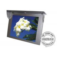 Wholesale Wall - Mount Bus Digital Signage 21.5 Inch , Gps Tracker Bus Media Player With 3g / 4g from china suppliers