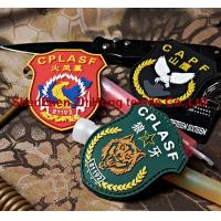 Wholesale Personality PVC badge/medal/epaulet/armband from china suppliers