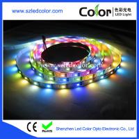Wholesale DC5V 60led/m Addressable LED Strip RGBW 4in1 Digital LED Tape from china suppliers