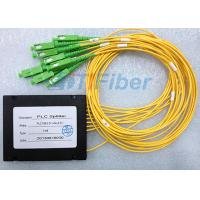 Wholesale Low Insertion Loss Fiber Optic Splitter Optical Cable Splitter Low PDL And High Reliability from china suppliers