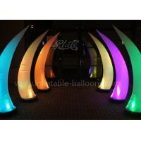 Wholesale Night Decorative Inflatable Horn Remote Control Inflatable Light Ivory from china suppliers