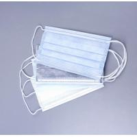 Buy cheap Disposable Non woven Face Mask ear loop shape from wholesalers