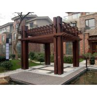Wholesale How to build a pergola for your outdoor garden decoration,series colors for choose from china suppliers