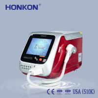 Wholesale Arms / Armpits / Chest 808Nm Diode Laser For Hair Removal from china suppliers