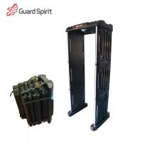 Wholesale Qualified High Sensitivity Portable Door Frame Metal Detector Waterproof For Embassy from china suppliers