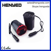 Buy cheap 150W Power Inverter DC 12V to 110V AC Converter with 3.1A Dual USB Car Charger from wholesalers