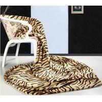 Wholesale Polar Fleece Polyester Throw Blanket from china suppliers