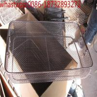 Wholesale instrument disinfection basket /stainless steel 304/306 medical sterile baskets,304 316 Stainless Steel Disinfecting Me from china suppliers