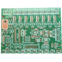 Wholesale PCB assembly , pcb smt , 6 layer Multilayer PCB with White Solar Mask and Black Legend from china suppliers