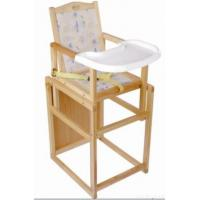 Buy cheap Baby Wood High Chair And Desk from wholesalers