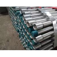 Wholesale High Quality BS EN 10241 Galvanized Carbon Steel Pipe used in Transportation from china suppliers